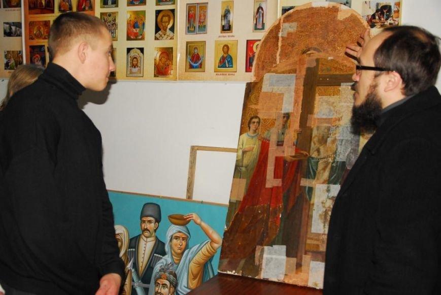 Ребята из Кременчугской воспитательной колонии посетили Полтавскую Миссионерскую духовную семинарию (ФОТО), фото-5