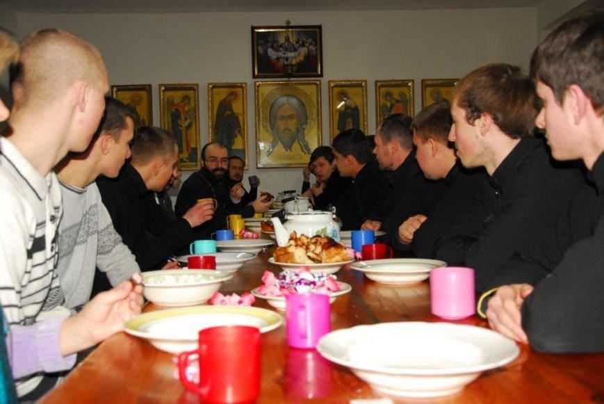 Ребята из Кременчугской воспитательной колонии посетили Полтавскую Миссионерскую духовную семинарию (ФОТО), фото-7