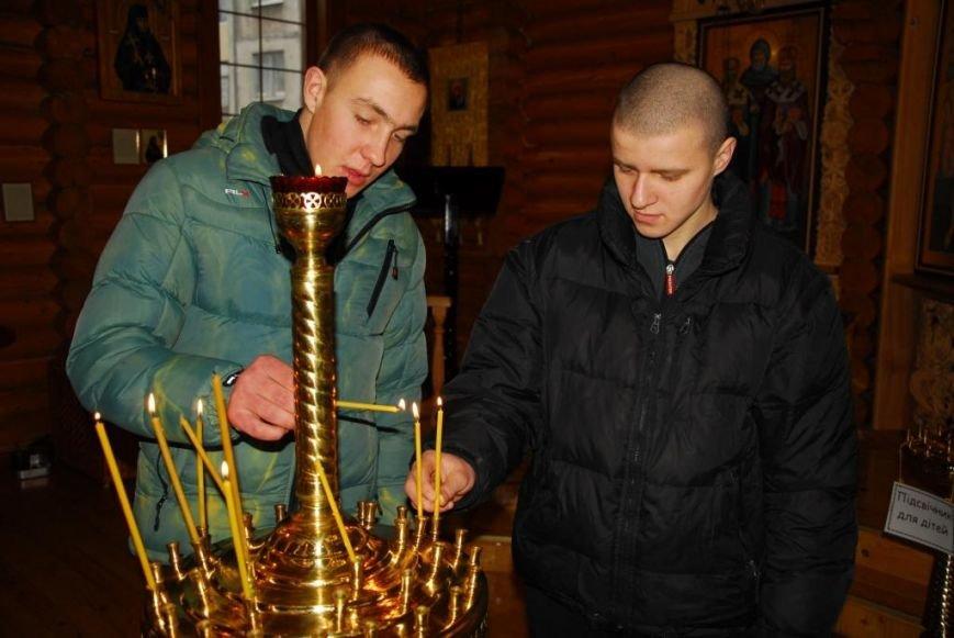 Ребята из Кременчугской воспитательной колонии посетили Полтавскую Миссионерскую духовную семинарию (ФОТО), фото-1