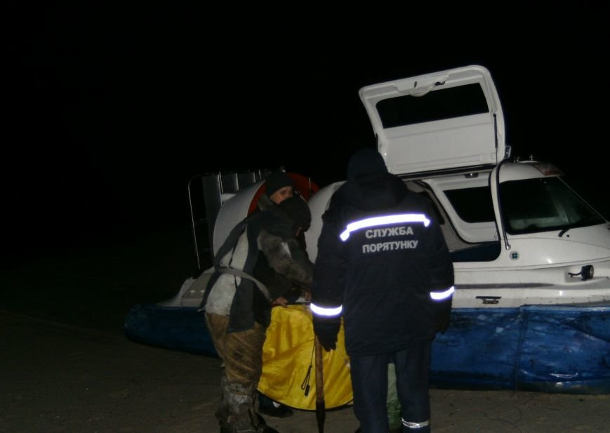 На Кіровоградщині врятовано 7 рибалок (фото) - фото 1
