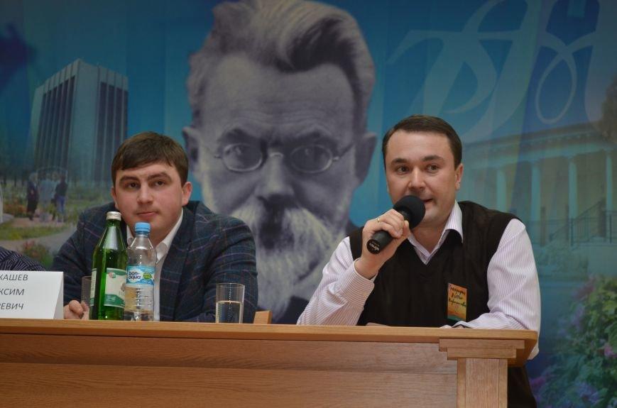 Симферопольские студенты предлагают отменить комендантский час в общежитиях (ФОТО), фото-1