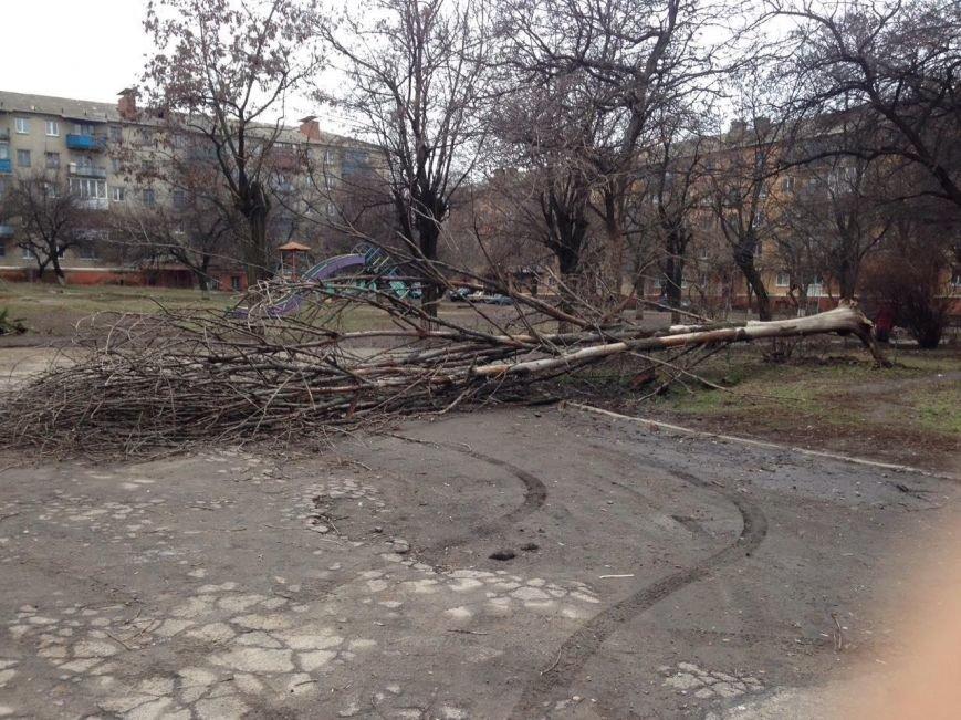 Последствия разгула стихии в Краматорске (ФОТО) (фото) - фото 3