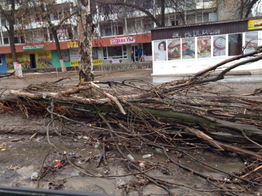 Последствия разгула стихии в Краматорске (ФОТО) (фото) - фото 2