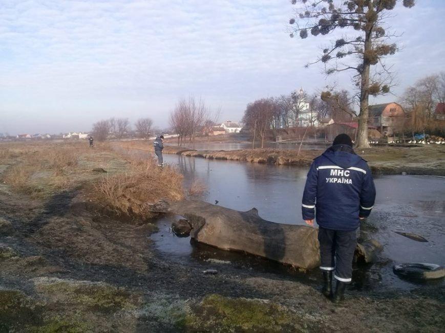 На Львівщині у крижаному ставку втопився 7-річний малюк (ФОТО), фото-4