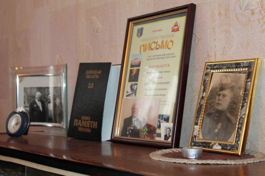 Ветераны-участники Сталинградской битвы получили подарки и материальную помощь, фото-3