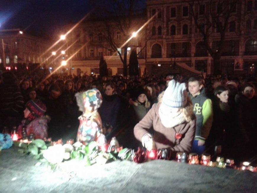 У Львові розпочався вечір пам'яті, присвячений Кузьмі Скрябіну (ФОТОРЕПОРТАЖ), фото-4