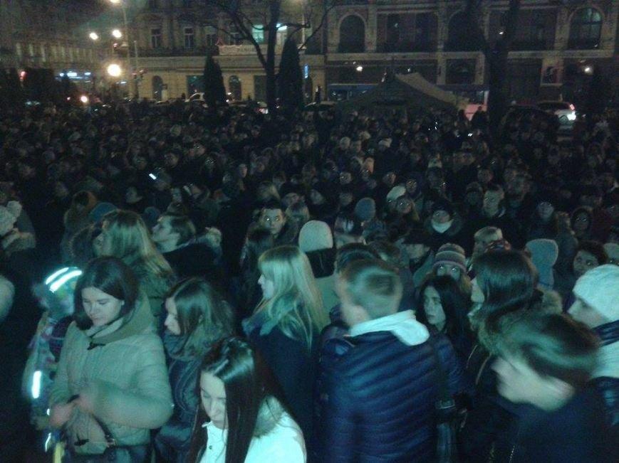 У Львові розпочався вечір пам'яті, присвячений Кузьмі Скрябіну (ФОТОРЕПОРТАЖ), фото-3