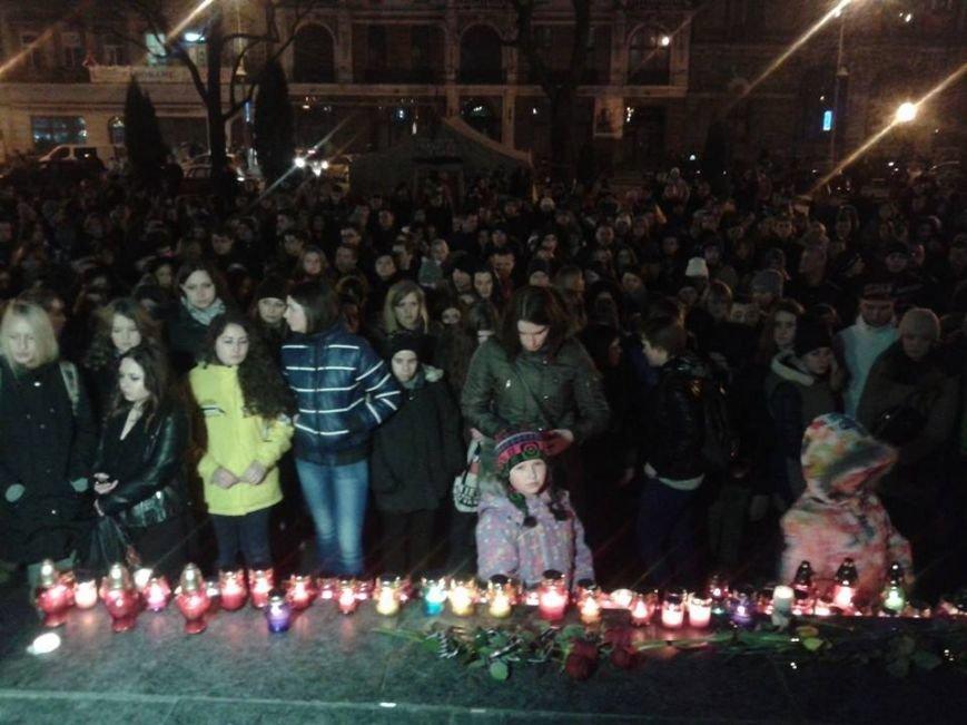 У Львові розпочався вечір пам'яті, присвячений Кузьмі Скрябіну (ФОТОРЕПОРТАЖ), фото-1