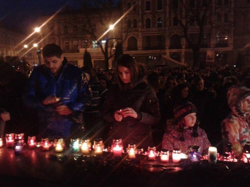У Львові розпочався вечір пам'яті, присвячений Кузьмі Скрябіну (ФОТОРЕПОРТАЖ), фото-2
