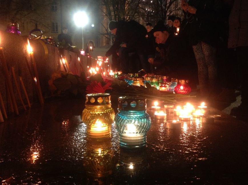 В Харькове почтили память Кузьмы-Скрябина (ФОТО+ВИДЕО), фото-2