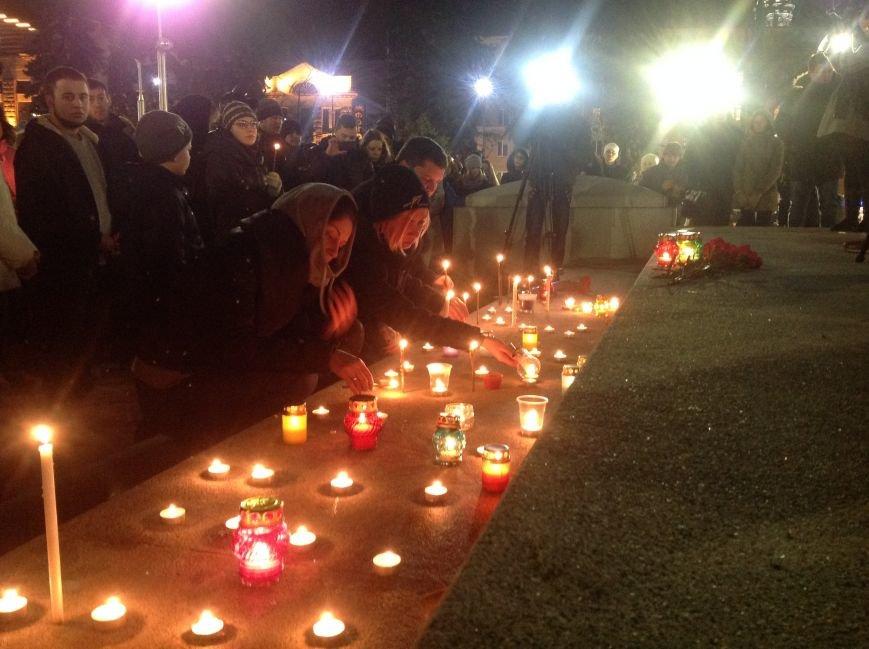 В Харькове почтили память Кузьмы-Скрябина (ФОТО+ВИДЕО), фото-1