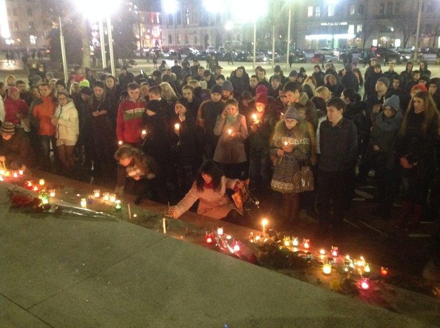 В Харькове почтили память Кузьмы-Скрябина (ФОТО+ВИДЕО), фото-5