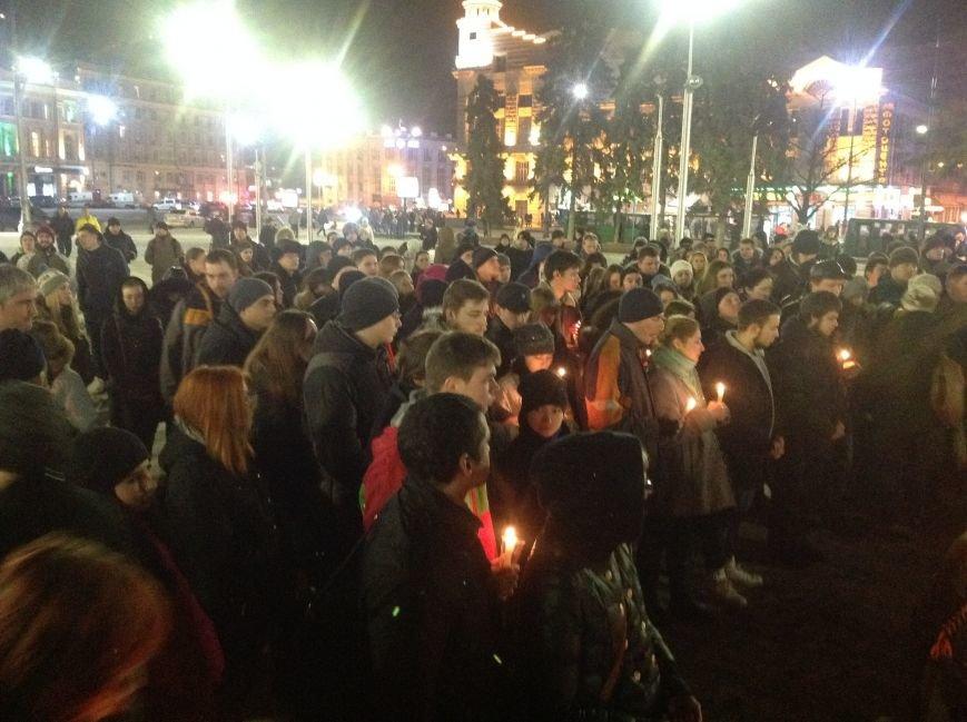 В Харькове почтили память Кузьмы-Скрябина (ФОТО+ВИДЕО), фото-4