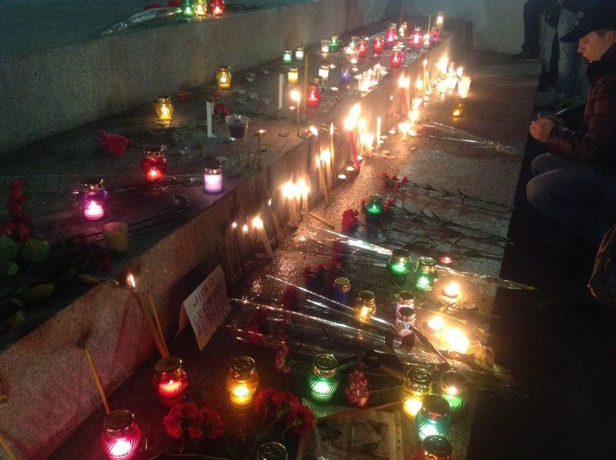 В Харькове почтили память Кузьмы-Скрябина (ФОТО+ВИДЕО), фото-7