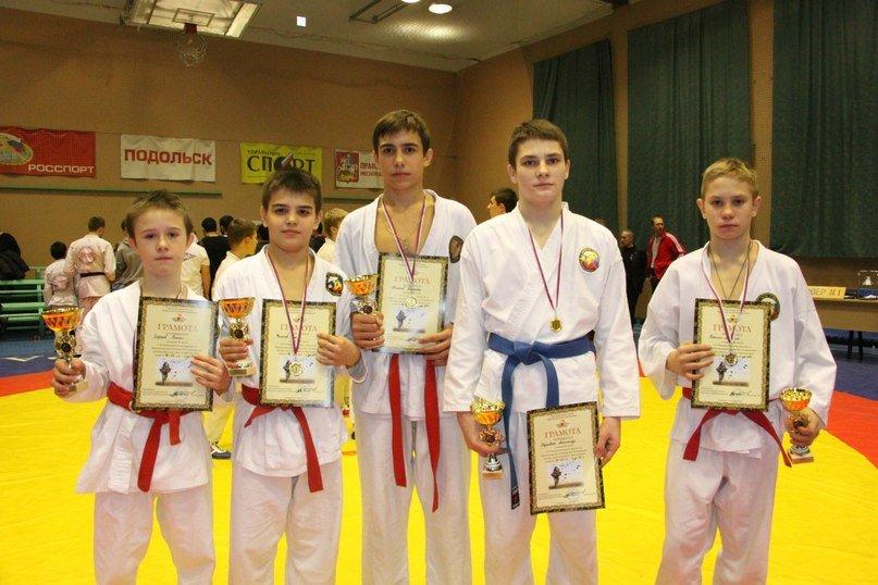 4 золота и серебро выиграли домодедовцы на Межрегиональном турнире по АРБ в Подольске (фото) - фото 1