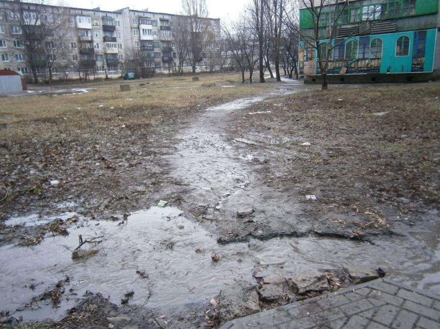 Жители Димитрова начали собирать дождевую воду (фото) - фото 3