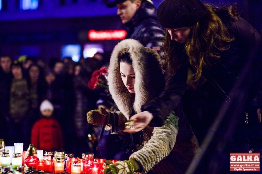В Івано-Франківську відбувся вечір пам'яті Кузьми Скрябіна (ФОТО), фото-3