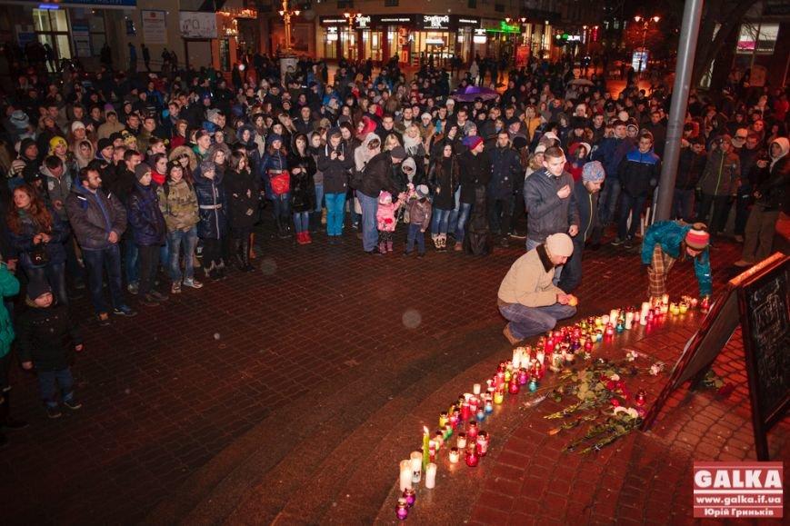 В Івано-Франківську відбувся вечір пам'яті Кузьми Скрябіна (ФОТО), фото-1