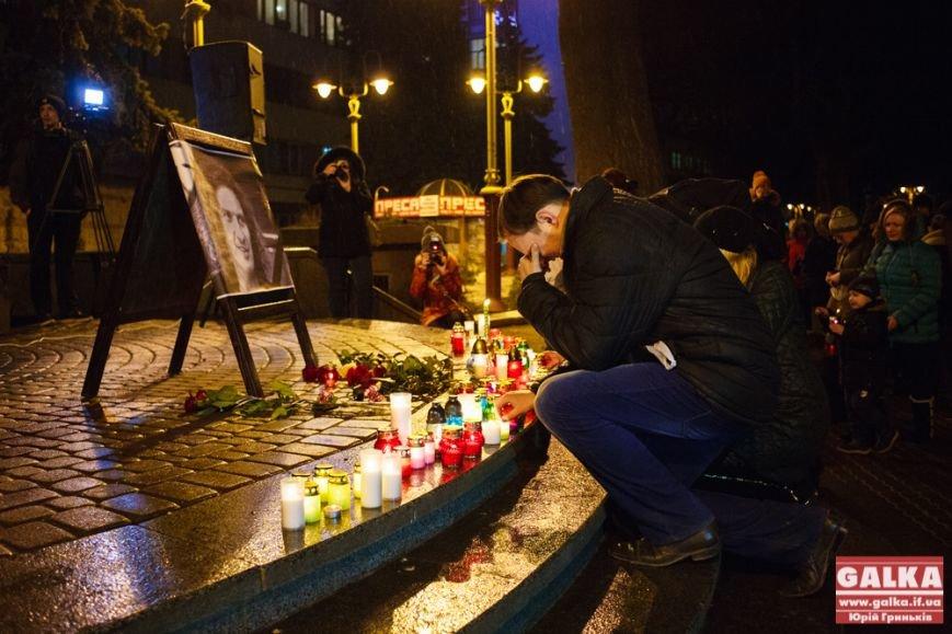 В Івано-Франківську відбувся вечір пам'яті Кузьми Скрябіна (ФОТО), фото-5