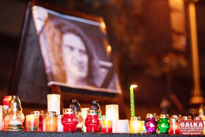 В Івано-Франківську відбувся вечір пам'яті Кузьми Скрябіна (ФОТО), фото-2