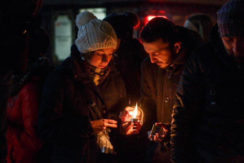 В Ужгороді вшанували пам'ять Кузьми Скрябіна (ФОТО, ВІДЕО), фото-2