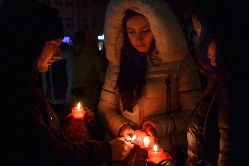 В Ужгороді вшанували пам'ять Кузьми Скрябіна (ФОТО, ВІДЕО), фото-5