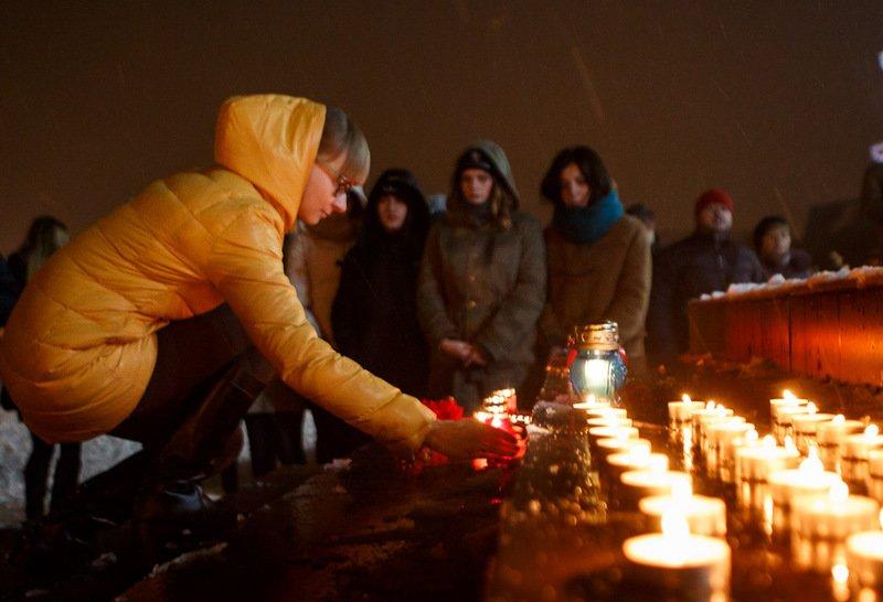 В Ужгороді вшанували пам'ять Кузьми Скрябіна (ФОТО, ВІДЕО), фото-6