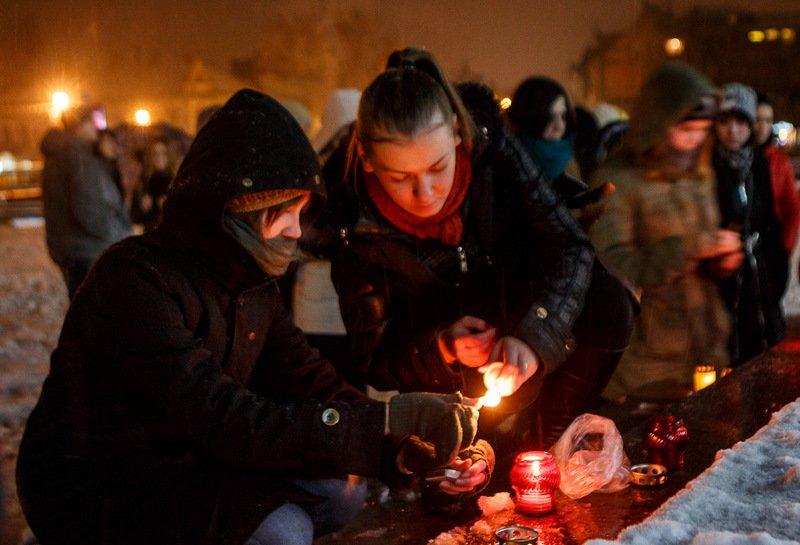 В Ужгороді вшанували пам'ять Кузьми Скрябіна (ФОТО, ВІДЕО), фото-1
