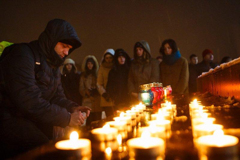 В Ужгороді вшанували пам'ять Кузьми Скрябіна (ФОТО, ВІДЕО), фото-7