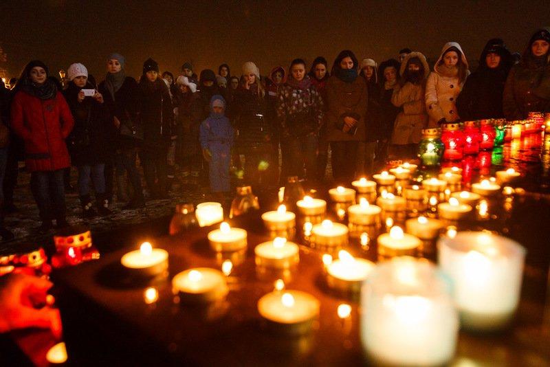 В Ужгороді вшанували пам'ять Кузьми Скрябіна (ФОТО, ВІДЕО), фото-12
