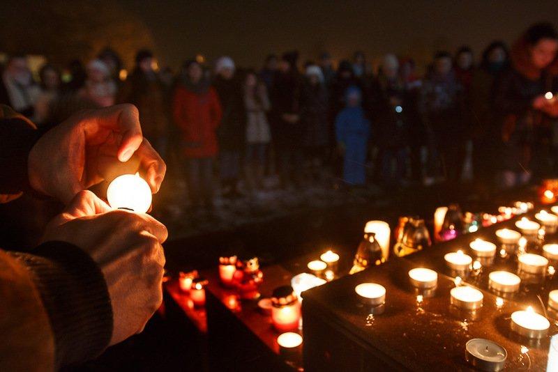 В Ужгороді вшанували пам'ять Кузьми Скрябіна (ФОТО, ВІДЕО), фото-11