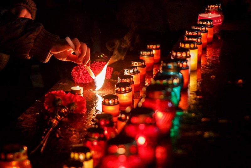 В Ужгороді вшанували пам'ять Кузьми Скрябіна (ФОТО, ВІДЕО), фото-8