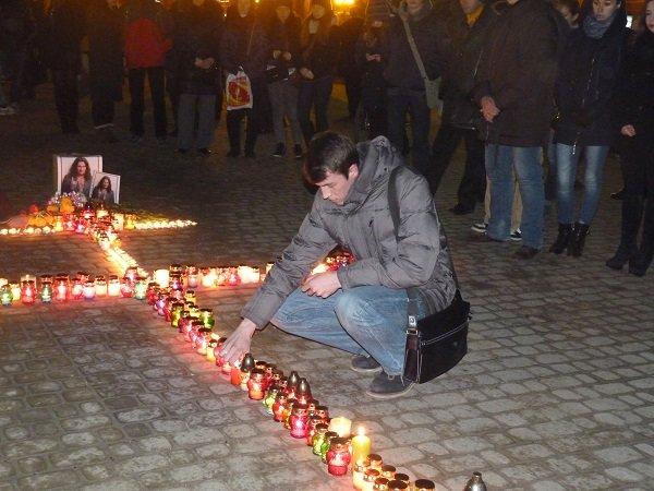 Тернополяни вшанувати пам'ять Кузьми Скрябіна (фото) (фото) - фото 1