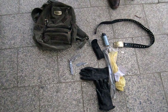 В Івано-Франківську затримали квартирного злодія із Запоріжжя (ФОТО) (фото) - фото 1
