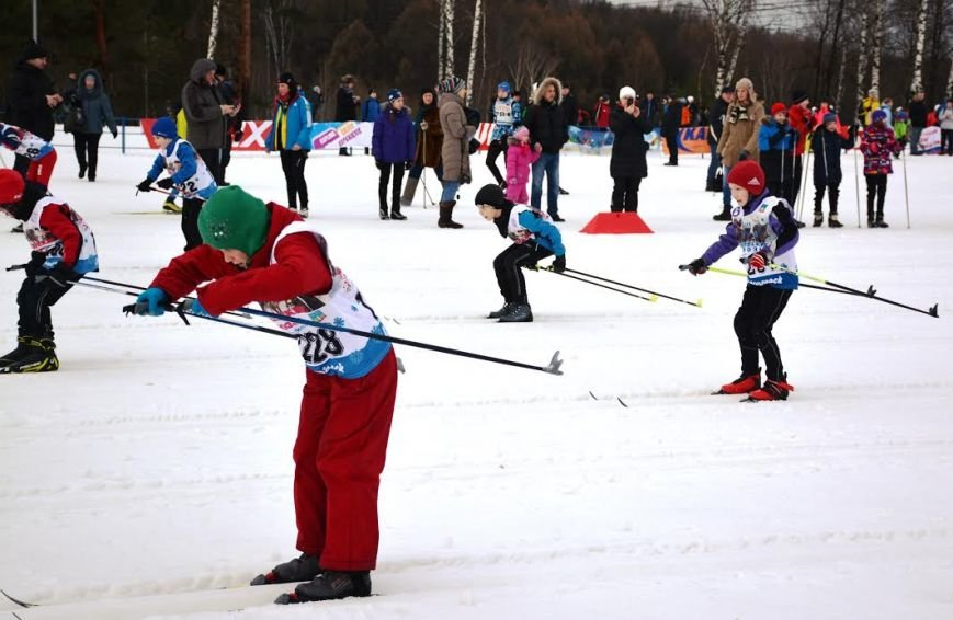 Первое и третье место у домодедовских юных лыжников на фестивале «Крещенские морозы-2015» (фото) - фото 1