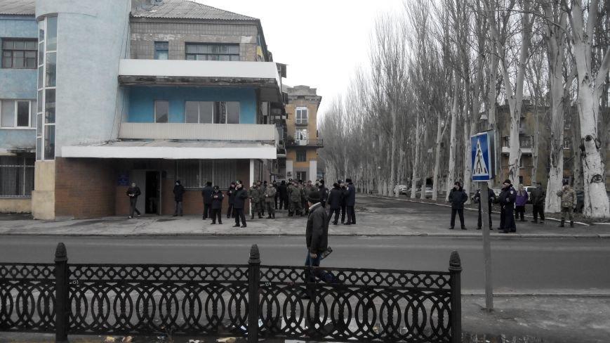 В Краматорске начался митинг против мобилизации: ОБНОВЛЯЕТСЯ (фото) - фото 3