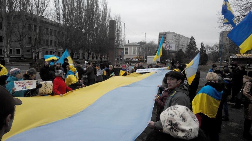 В Краматорске начался митинг против мобилизации: ОБНОВЛЯЕТСЯ (фото) - фото 5