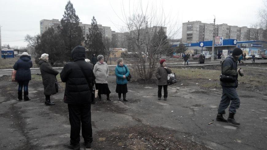 В Краматорске начался митинг против мобилизации: ОБНОВЛЯЕТСЯ (фото) - фото 2