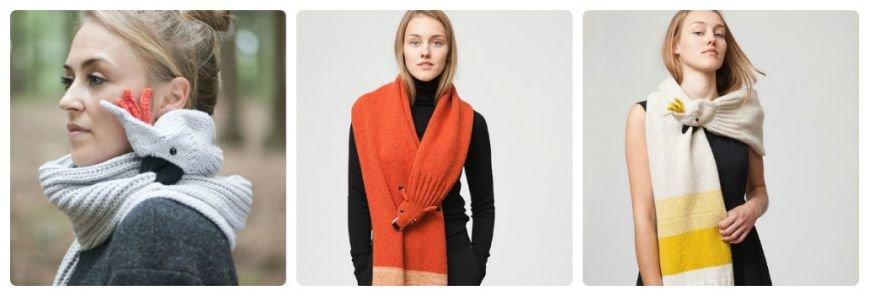 Уникальные шарфы (фото) (фото) - фото 4
