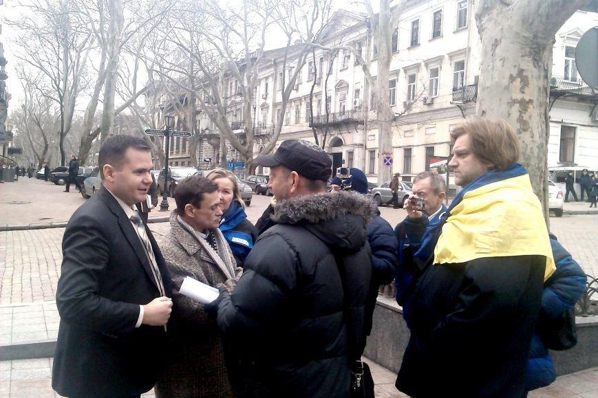 Одесские общественники выясняли у прокуроров, как расследуется скандальная стройка на Ланжероне (ФОТО) (фото) - фото 2