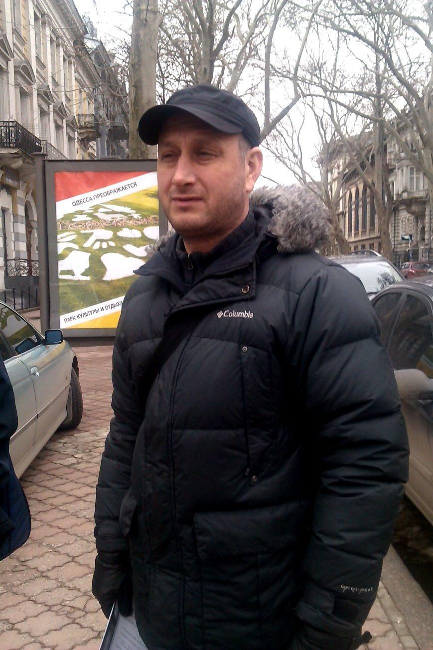 Одесские общественники выясняли у прокуроров, как расследуется скандальная стройка на Ланжероне (ФОТО) (фото) - фото 1
