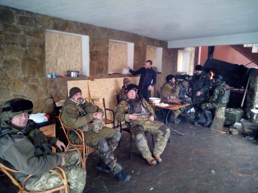 «Штаб нацзащиты Кривого Рога» вывез раненых бойцов из-под Песок и Артемовска (ФОТО), фото-6