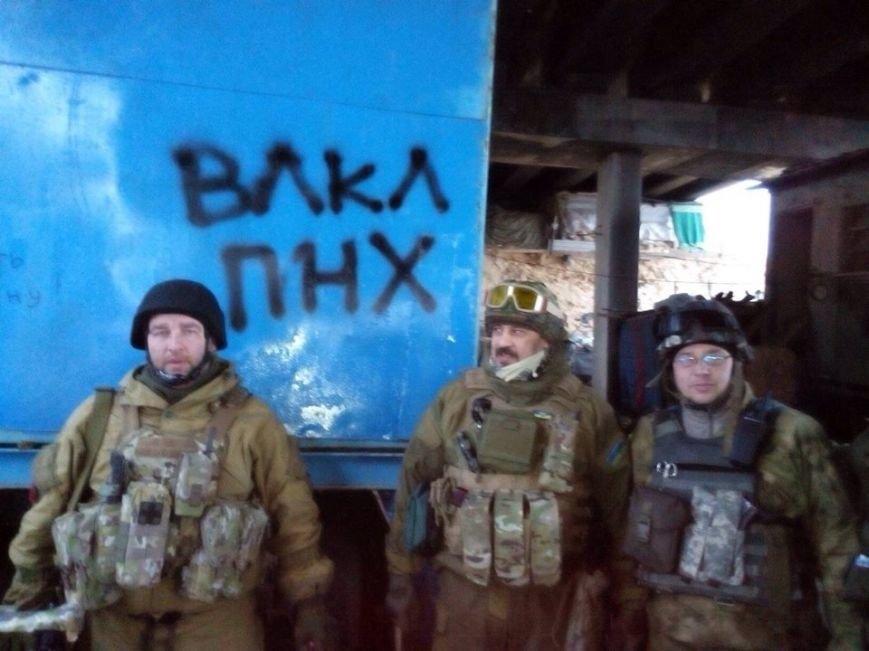 «Штаб нацзащиты Кривого Рога» вывез раненых бойцов из-под Песок и Артемовска (ФОТО), фото-7