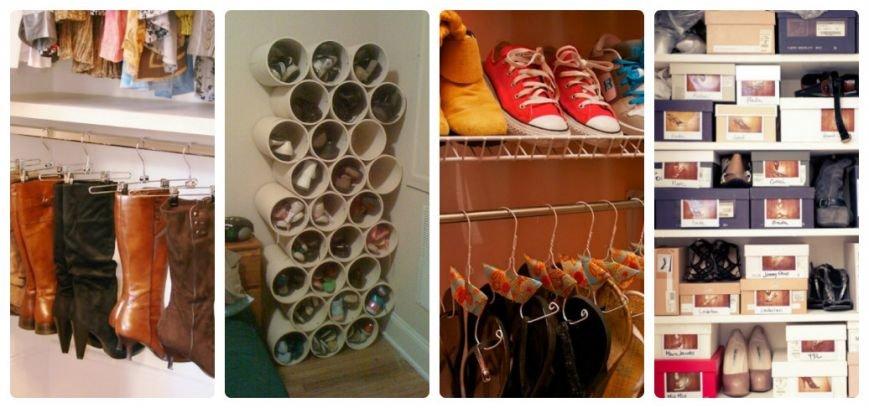 Простые способы хранения вещей (фото) (фото) - фото 1