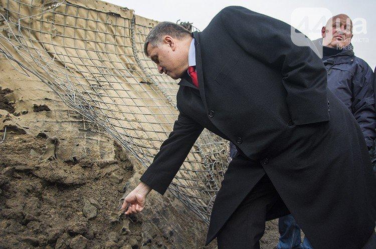 Под Киевом прошли испытания новых оборонительных сооружений (фото) (фото) - фото 4