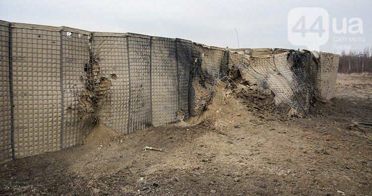 Под Киевом прошли испытания новых оборонительных сооружений (фото) (фото) - фото 16