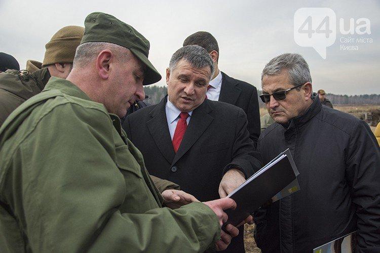 Под Киевом прошли испытания новых оборонительных сооружений (фото) (фото) - фото 2