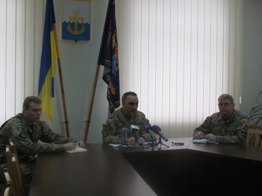 В Мариуполе мобилизация затронет всех военнообязанных мужчин (ФОТО), фото-1