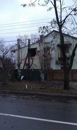 В течение дня Донецк подвергался мощным обстрелам: трое погибших (фото) - фото 2