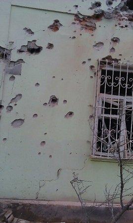В течение дня Донецк подвергался мощным обстрелам: трое погибших (фото) - фото 1